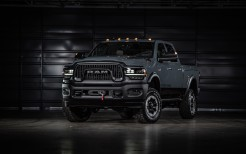 2021 Ram 2500 Power Wagon 75th Anniversary Edition Crew Cab 4K 2
