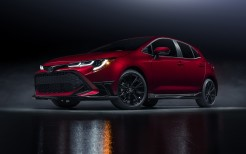 2021 Toyota Corolla Hatchback Special Edition 4K