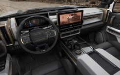 2022 GMC Hummer EV Edition 1 Interior 4K