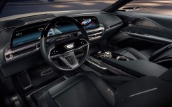 2023 Cadillac Lyriq 5K Interior