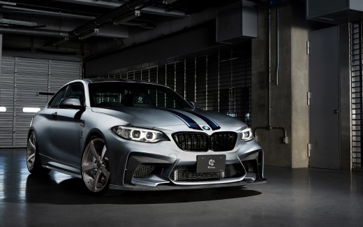 3D Design BMW M2 Competition 2