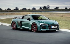 Audi R8 Green Hell 2021 4K