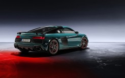 Audi R8 Green Hell 2021 4K 2