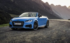 Audi TTS competition plus Roadster 2021 5K 2
