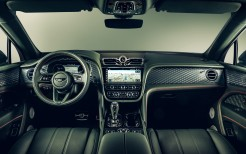Bentley Bentayga V8 2020 5K Interior