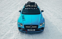 Bentley Continental GT Ice Race 2020 5K 4