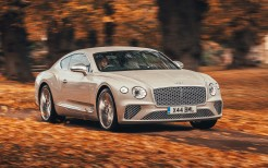 Bentley Continental GT Mulliner 2020 4K