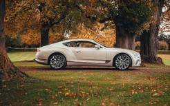 Bentley Continental GT Mulliner 2020 5K