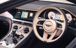 Bentley Continental GT Mulliner 2020 5K Interior