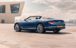 Bentley Continental GT Mulliner Convertible 2020 4K