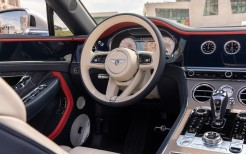 Bentley Continental GT Mulliner Convertible 2020 4K Interior