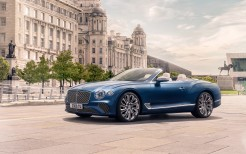 Bentley Continental GT Mulliner Convertible 2020 5K