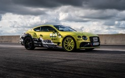 Bentley Continental GT Pikes Peak 5K 2