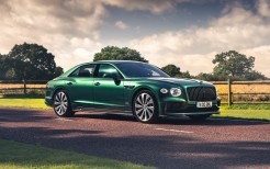 Bentley Flying Spur Styling Specification 2020 4K