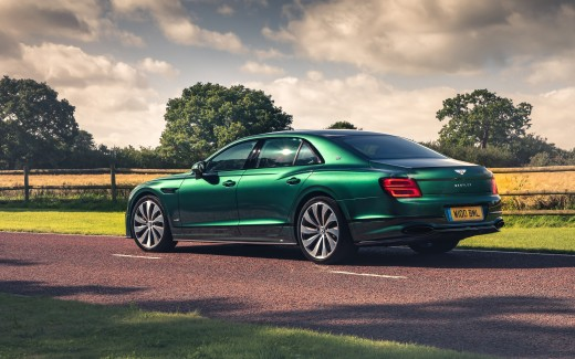Bentley Flying Spur Styling Specification 2020 4K 2