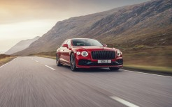 Bentley Flying Spur V8 2020 5K 3