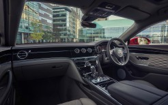 Bentley Flying Spur V8 2020 5K Interior