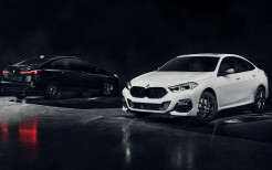 BMW 220d Gran Coupé M Sport Black Shadow India 2021 5K