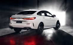BMW 220d Gran Coupé M Sport Black Shadow India 2021 5K 6