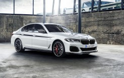 BMW 540i M Performance Accessories 2020 5K
