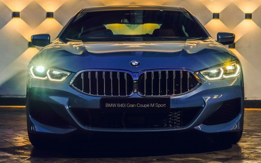 BMW 840i M Sport Gran Coupe 2020 4K