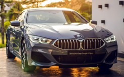 BMW 840i M Sport Gran Coupe 2020 4K 2