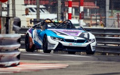 BMW i8 Roadster Formula E Safety Car 4K