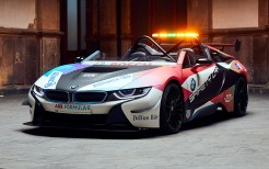 BMW i8 Roadster Formula E Safety Car 5K