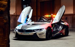 BMW i8 Roadster Formula E Safety Car 5K 2
