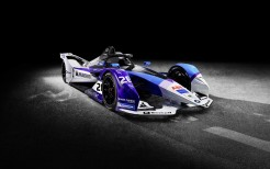 BMW iFE20 Formula E Car 4K 2