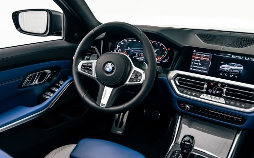 BMW M340i xDrive Touring First Edition 2020 5K Interior