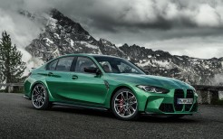 BMW M3 Competition 2020 5K 2
