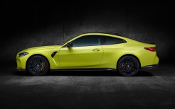 BMW M4 Competition 2020 4K 2