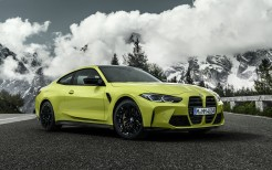 BMW M4 Competition 2020 5K