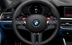 BMW M4 Competition 2020 Interior 5K