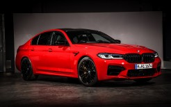 BMW M5 Competition 2020 5K