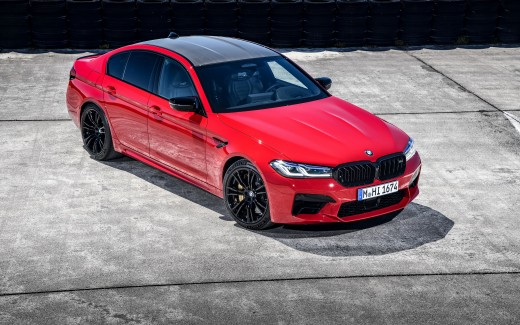 BMW M5 Competition 2020 5K 7