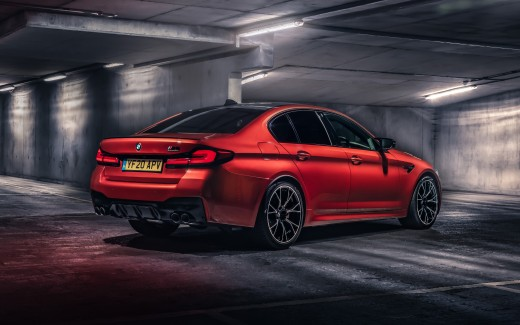 BMW M5 Competition 2020 5K 2