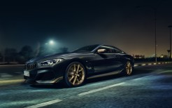 BMW M850i xDrive Coupe Edition Golden Thunder 2020 4K 2