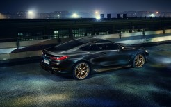 BMW M850i xDrive Coupe Edition Golden Thunder 2020 4K 3