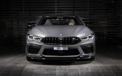 BMW M8 Competition Coupe 2020 5K 3
