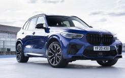 BMW X5 M Competition 2020 5K