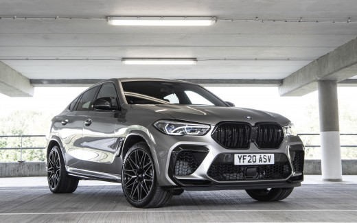 BMW X6 M Competition 2020 5K