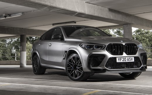 BMW X6 M Competition 2020 5K 2