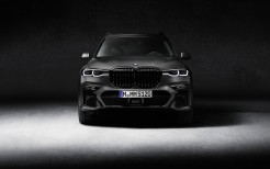 BMW X7 M50i Edition Dark Shadow 2020 5K