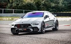 Brabus Rocket 900 One of Ten Mercedes-AMG GT 63 S 4MATIC+ 5K