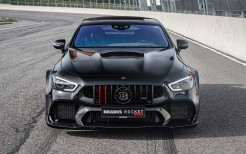 Brabus Rocket 900 One of Ten Mercedes-AMG GT 63 S 4MATIC+ 5K 4