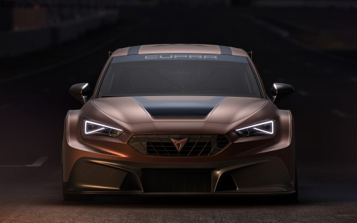 Cupra Leon Competition 2020 4K