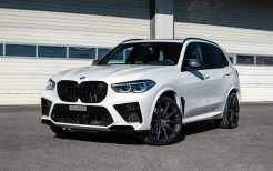dAHLer BMW X5 M Competition line 2020 5K