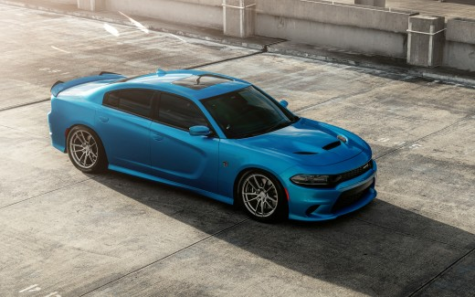 Dodge Charger SRT Hellcat 5K